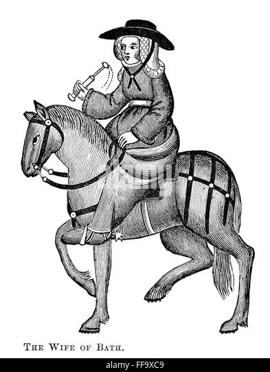 wife of bath chaucer
