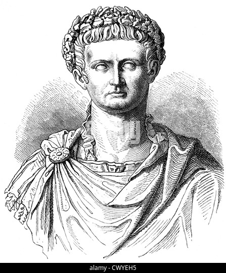 a biography of claudius a roman emperor The subsequent emperors after tiberius would continue this blended dynasty of both families roman emperors preceded by marcus claudius marcellus: caesar of the.