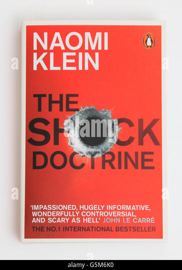 naomi klein shock doctrine essay Review of the shock doctrine: this is the primary thesis of naomi klein's remarkable new book the shock despite its strict adherence to chicago doctrine.
