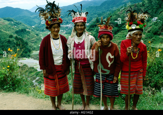 costumes of ifugao tribe