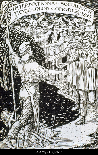 labor unions in the late 19th Founded in 1886 by samuel gompers, the american federation of labor (afl) was a federation of skilled workers in national craft unions that maintained their autonomy while working together to promote labor legislation and support strikes.