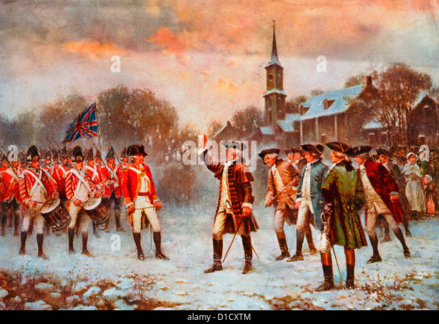 the goals of the colonists in the revolutionary war Reasons behind the revolutionary war parliament said it was right to tax the american colonists to help pay the bills for the war most americans disagreed.