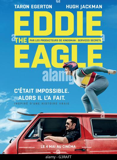 Eddie the Eagle (film) - Wikipedia