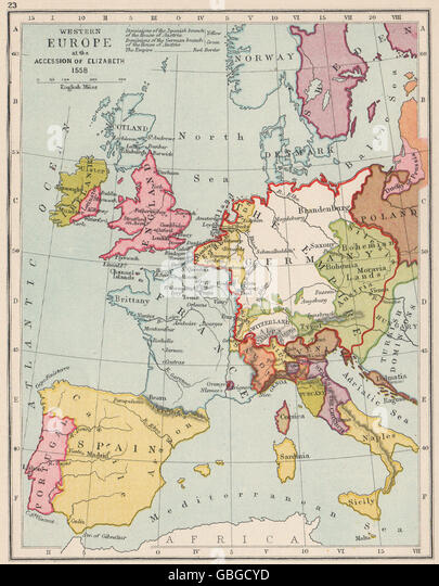 charlemagne's influences on europe