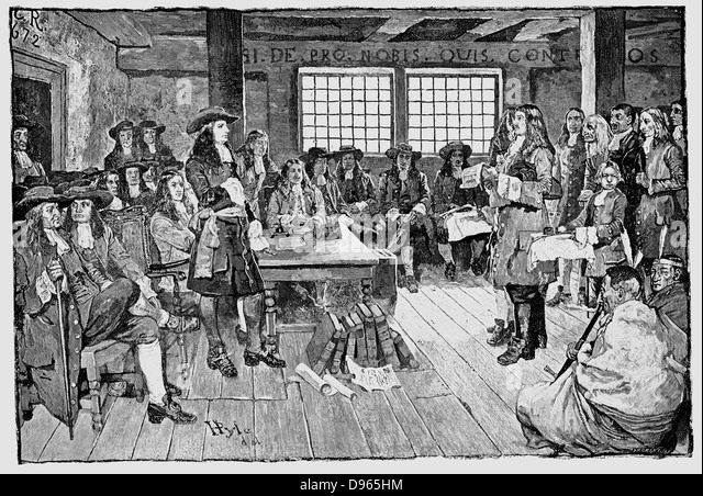 william penn and toleration