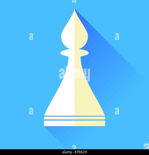 Bishop chess symbol