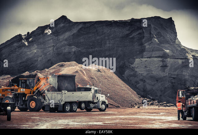 Coal loader wedding