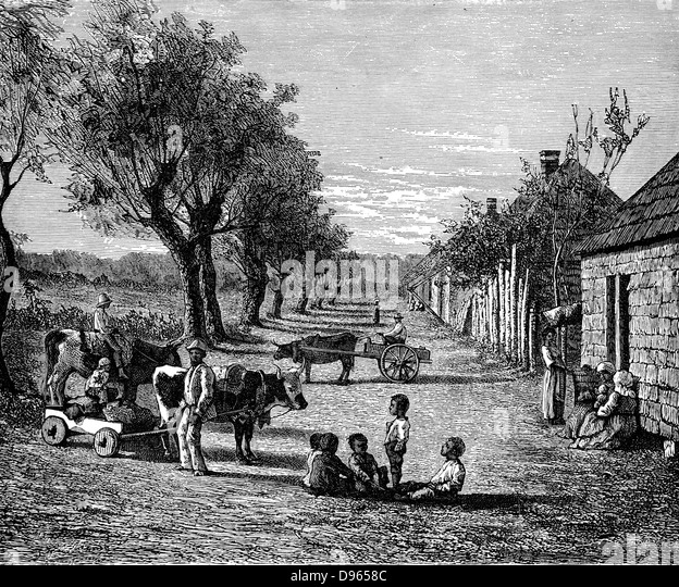 a description of my story as a slave in a family in georgia