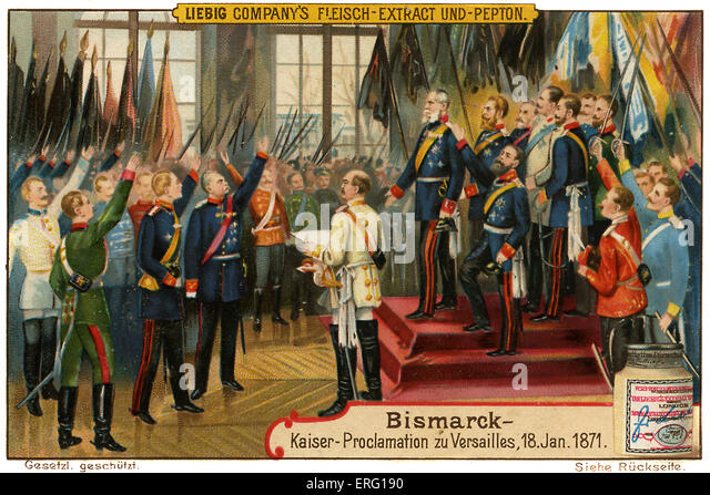 bismarck and unification of germany essay