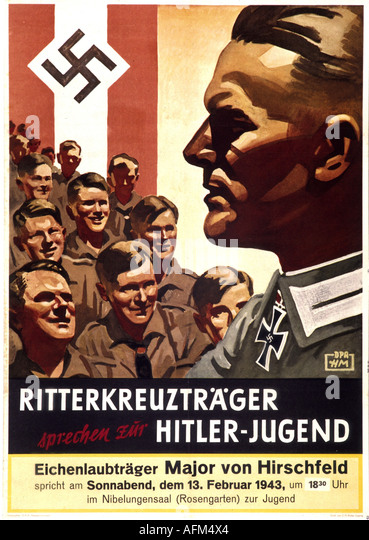 hitlers propaganda Adolph hitler's legendary propaganda programs steered public opinion with unprecedented precision learn how this massive campaign influenced the average war-time german in this podcast from howstuffworkscom.