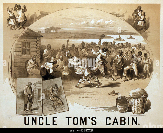 race and uncle toms cabin