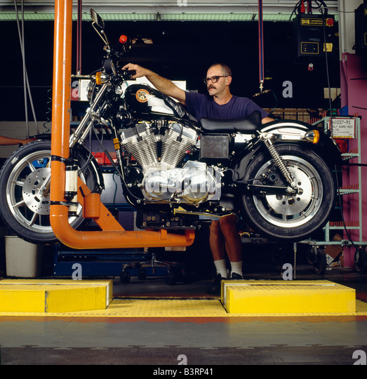 motorcycle industry manufacturing publi