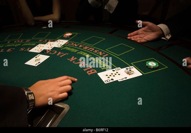 Cut deal stock gambling photography casino hotel las new new york york