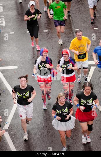Stourhead 10k run 2012