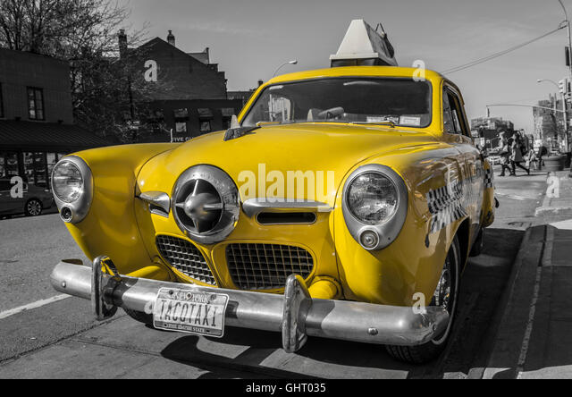 vintage-1950s-studebaker-yellow-taxi-cab